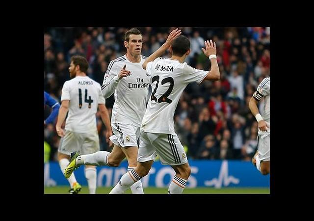 Real Madrid güle oynaya