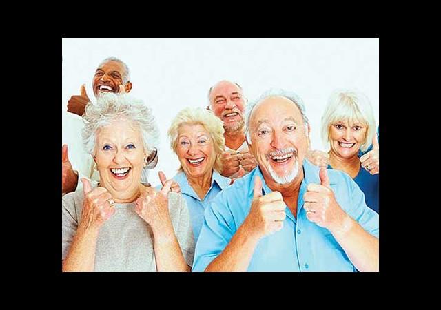 70'i Aşanlar Uzun Yaşıyor