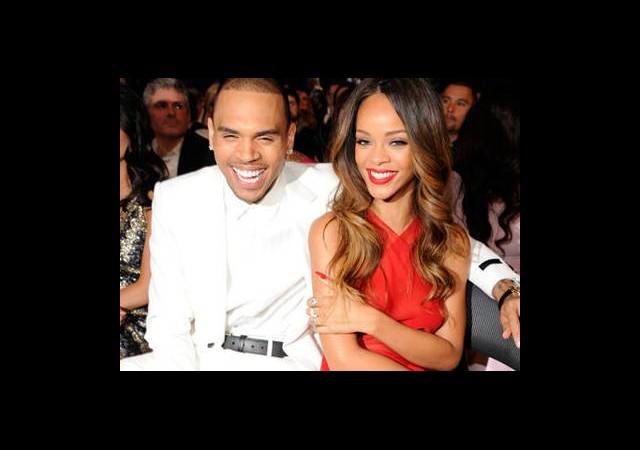 'Rihanna'yı Rahat Bırak Chris'