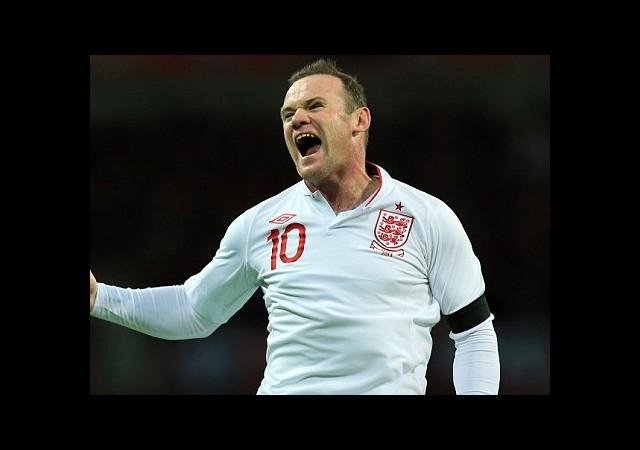 Rooney Gençlere Güveniyor