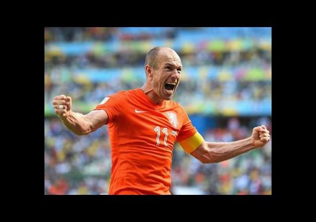 Robben'den flaş açıklama! Beni...