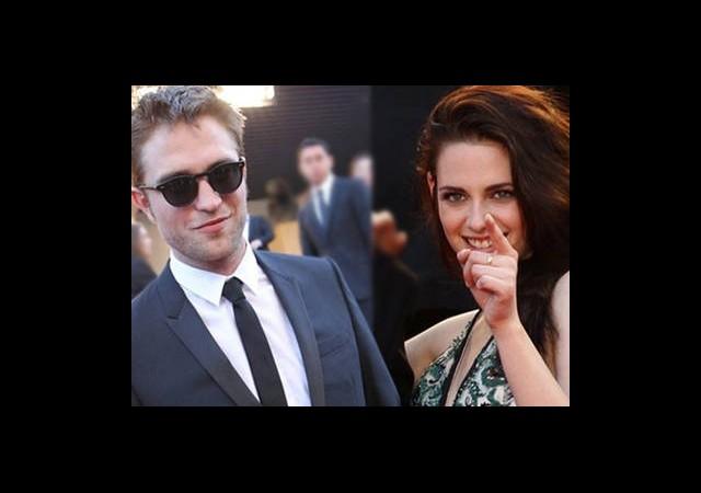Robert Pattinson Sevgilisini Yalnız Bırakmadı