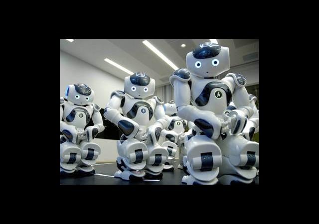 Üniversite Sınavına Hazırlanan Robot