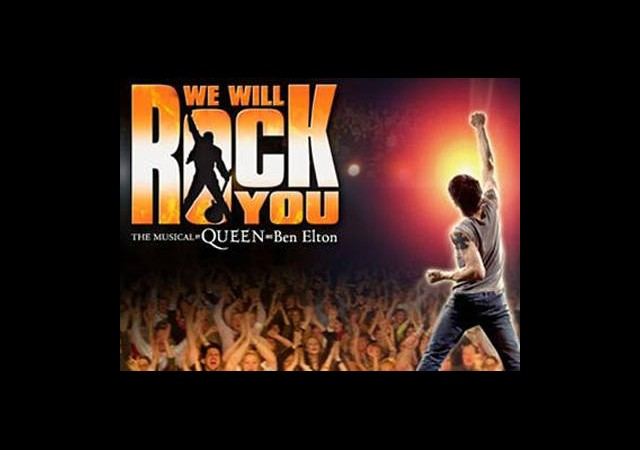 'We Will Rock You' İstanbul'da!
