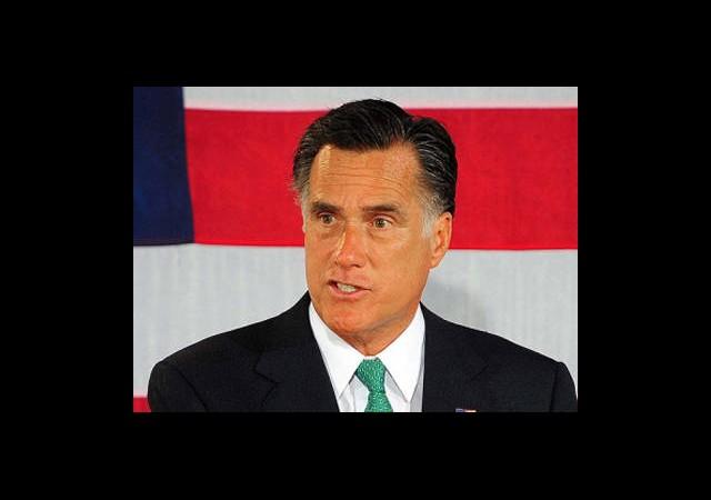 Romney 'O Sözlerinden' Çark Etti!