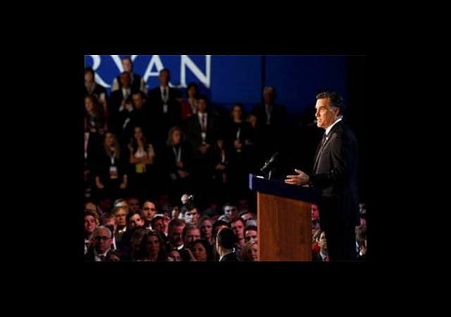 Romney: Çok İstedim Ama Olmadı