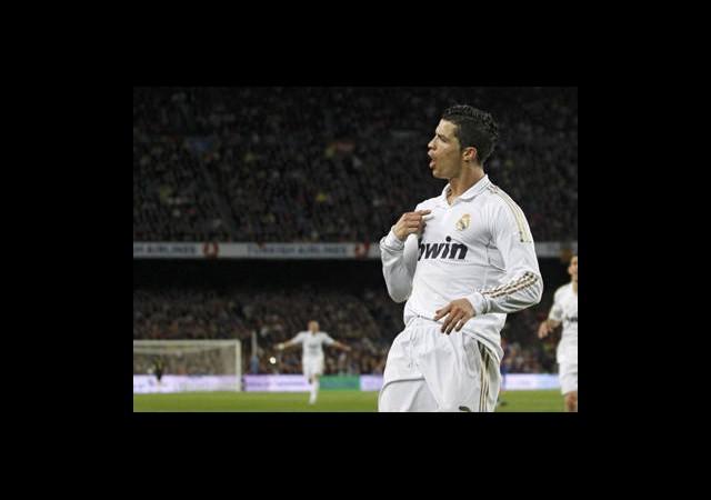 Real Madrid Zafere Koşuyor