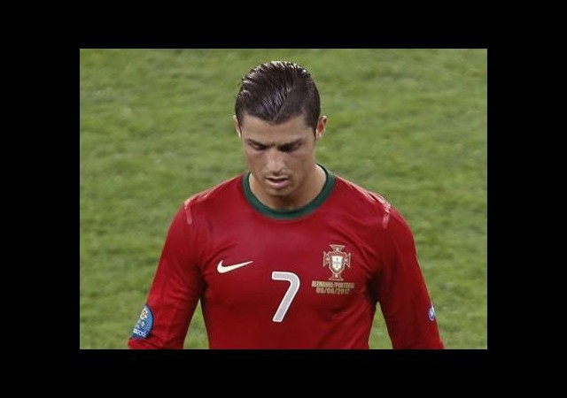 Cristiano Ronaldo'dan acı itiraf!