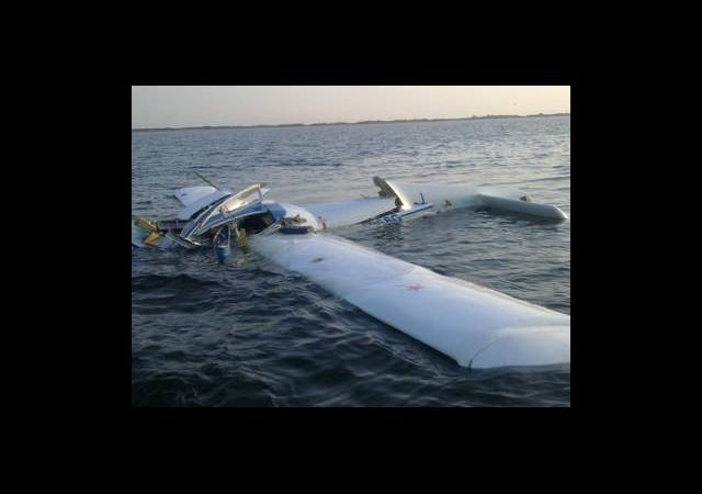 Alkollü Pilot Uçağı Karadeniz'e Düşürdü