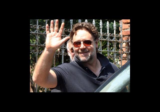 Russell Crowe Edirne'de!