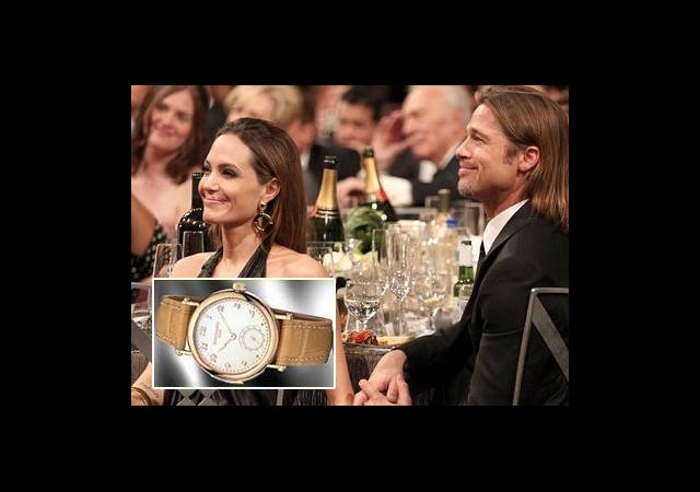 Brad Pitt'ten Jolie'ye Çok Özel Düğün Hediyesi