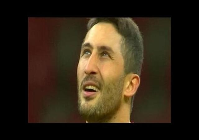 Sabri'nin Penaltısı Twitter'ı Salladı!