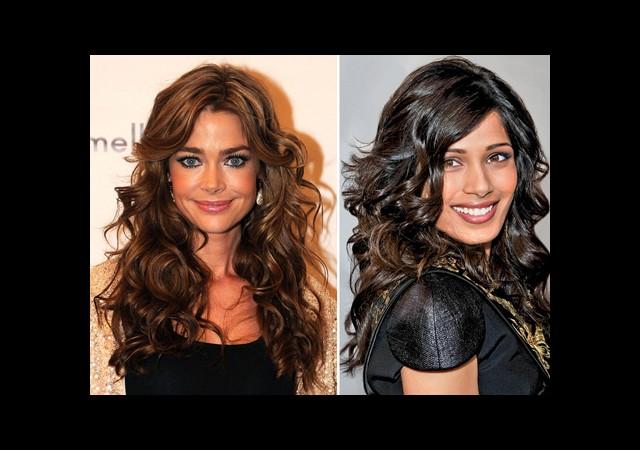 Hergüne Farklı Saç Modeli