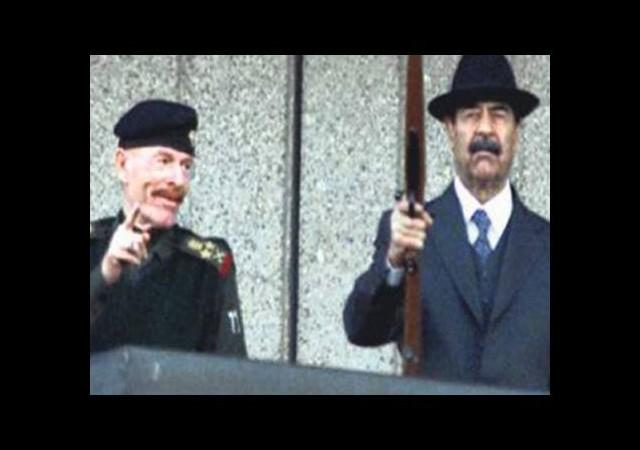 Saddam'ın aranan sağ koluna büyük darbe!
