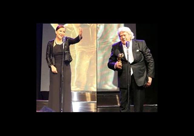 Sadri Alışık Ödülleri Sahiplerini Buldu