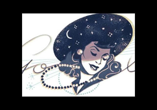 Google'dan Safiye Ayla doodle'ı