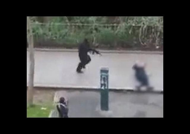 O saldırganlar yakalandı