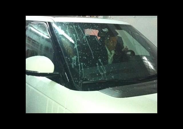 Trabzonspor Başkanına Saldırı!