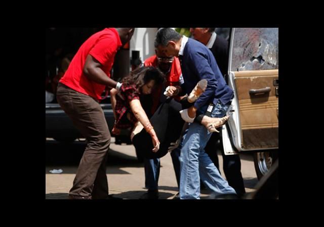 El Şebab'ın Silahını Bir Türk Saklamış!