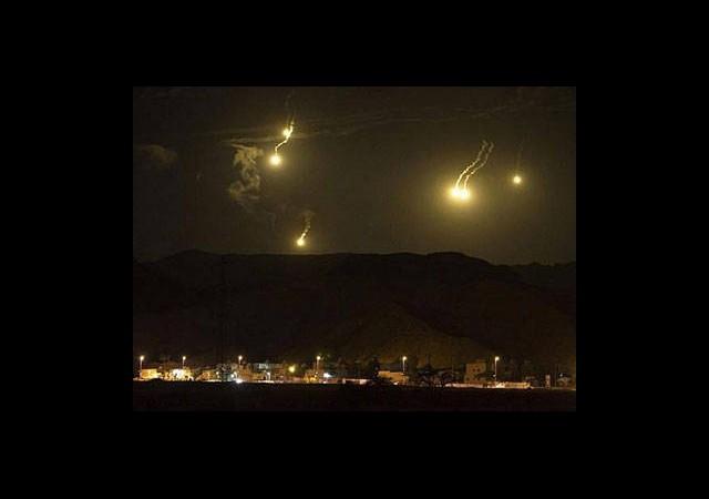 Şam'da Patlama Sesleri Eksik Olmuyor