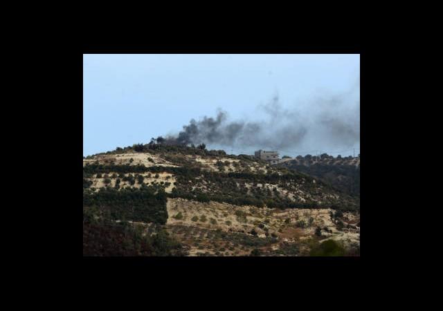Şam ve Humus Ağır Ateş Altında