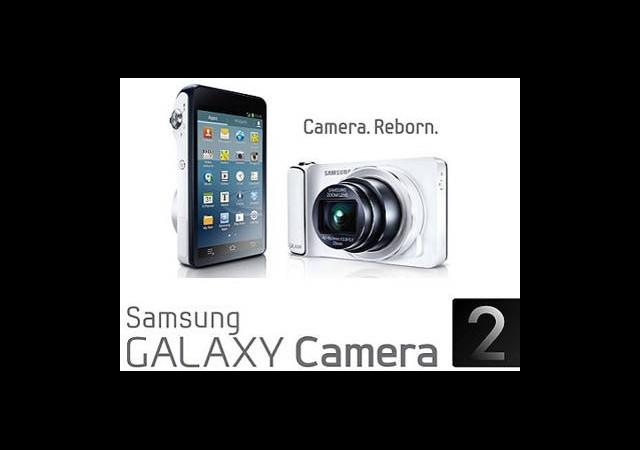 Yeni Nesil Galaxy Camera Çok Yakında Sahne Alacak