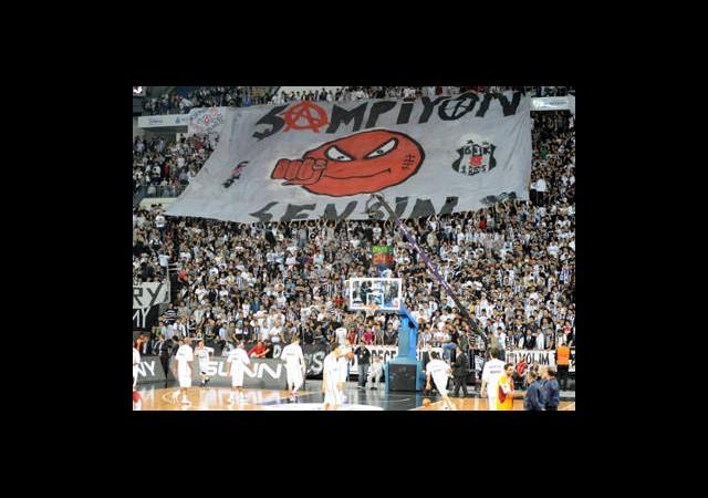 Beşiktaş Finale Bir Adım Uzak