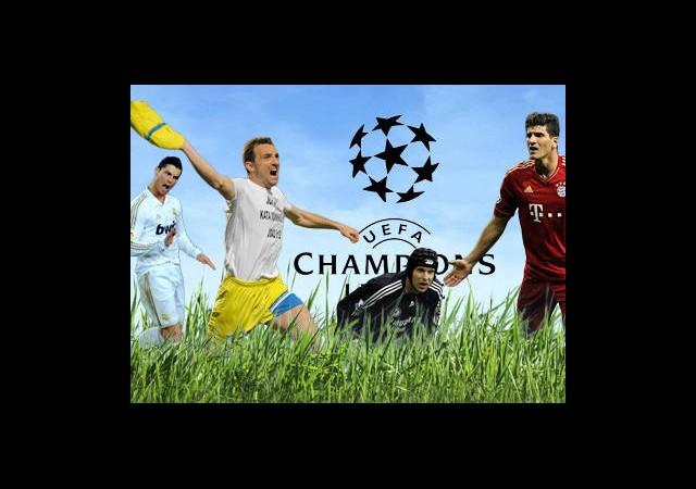 Şampiyonlar Ligi'nin En İyi 11'i