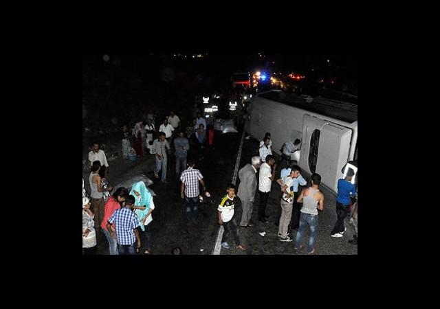 Şanlıurfa Feci Kaza