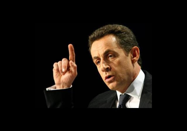 Sarkozy'den Seçmenlere Psikoloji Baskı