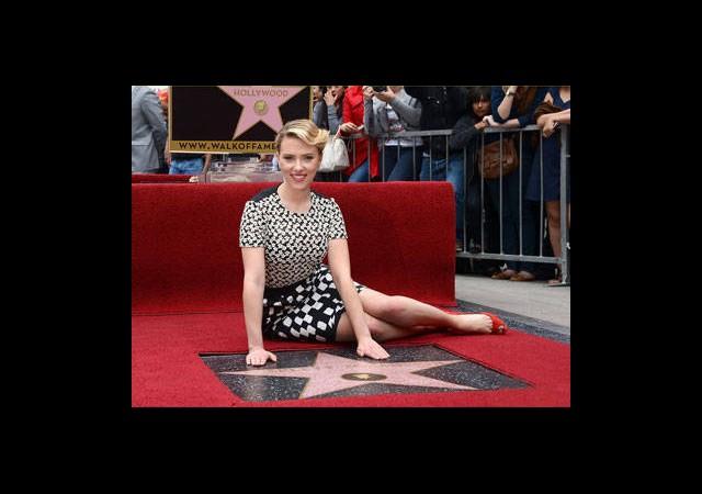 Scarlett Johansson 2470. Oldu