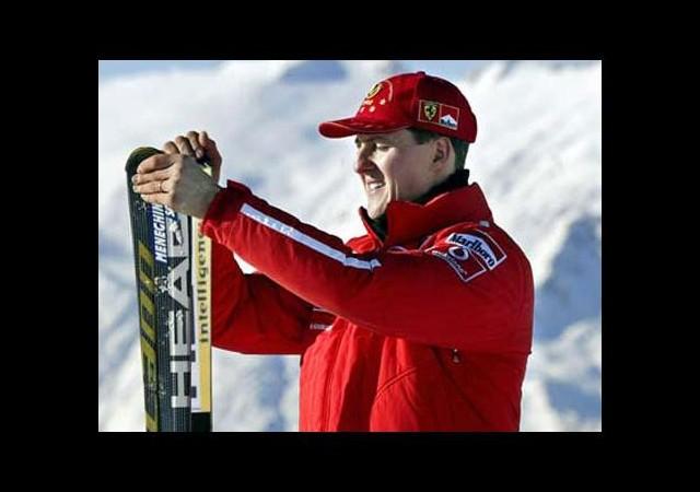 Schumacher nefes alıyor