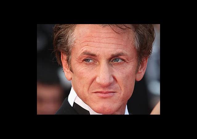 2012 Barış Zirvesi Ödülü Ünlü Aktör Sean Penn'in