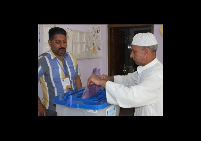Irak'ta Seçim