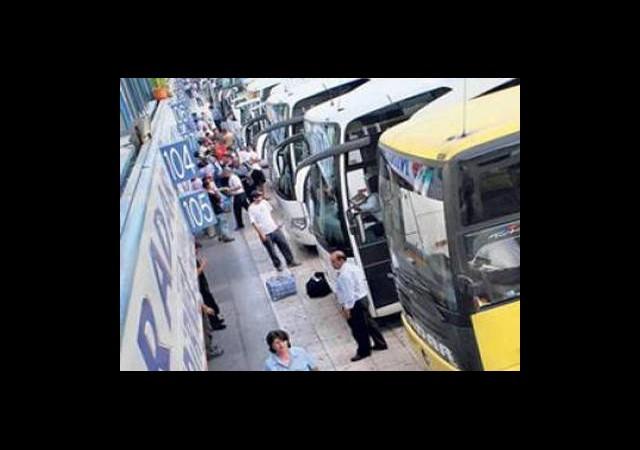 Şehirlerarası Otobüs Bilet Fiyatları Belli Oldu