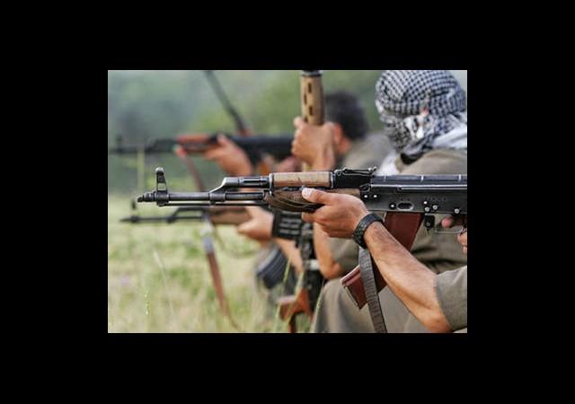 Hainler Tunceli'de Saldırdı