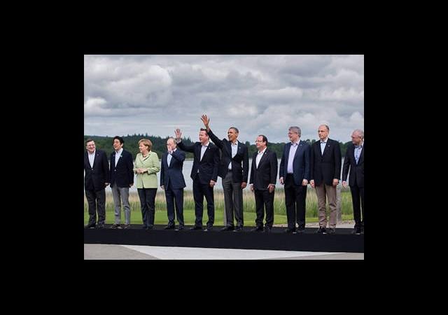 G8 Zirvesi Sonuç Bildirisi Açıklandı