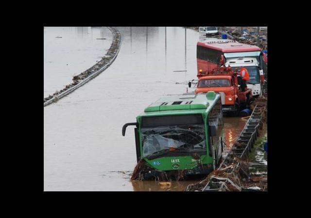 İstanbul İçin Sel Uyarısı!
