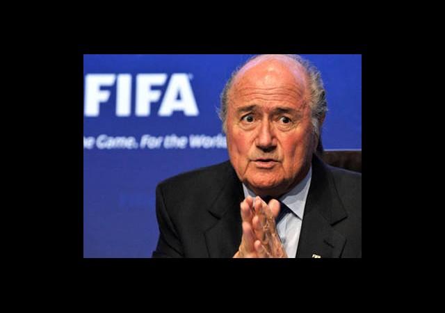 Blatter' Rüşvet Şoku