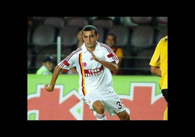 G.Saraylı futbolcu Samsunspor'a gitti