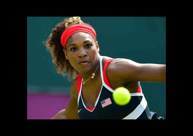 Serena Williams Yerini Korudu!