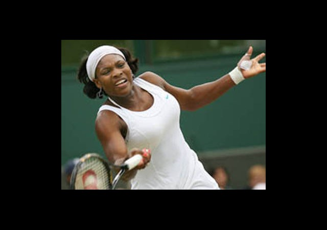 Serena'yı Jet-Lag De Etkilemedi