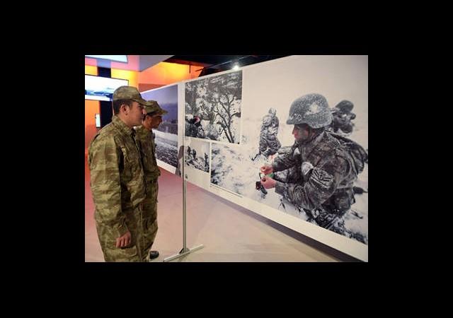 Ocak-Mehmetçiğin Dünyası Sergisi Anıtkabir'de Açılıyor