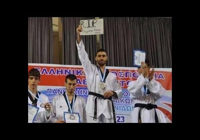 Yunan sporcu Seyithan'ı unutmadı!