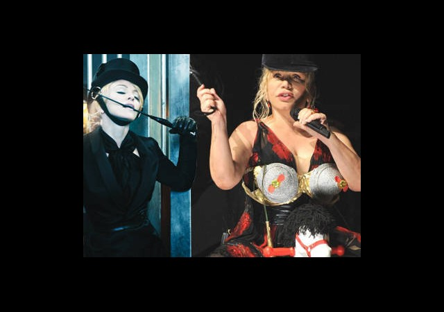 Sezen Yine Madonna'ya Takıldı