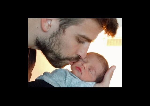 İşte Shakira'nın Bebeği!