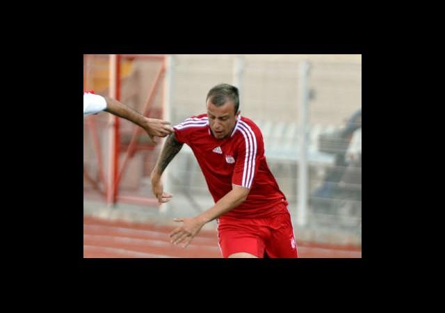 Sivasspor Zorlandı