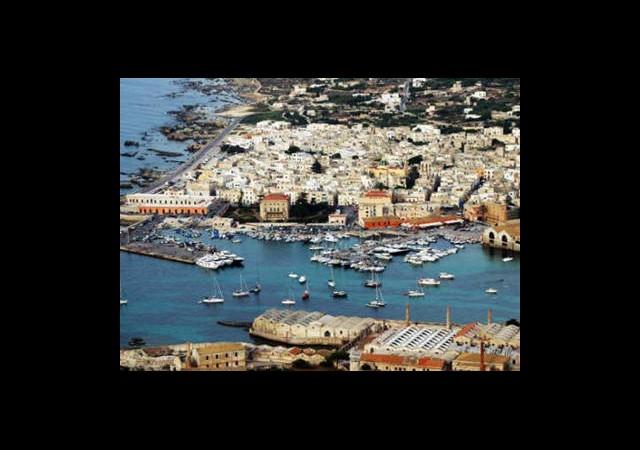Sicilya Adası Batıyor