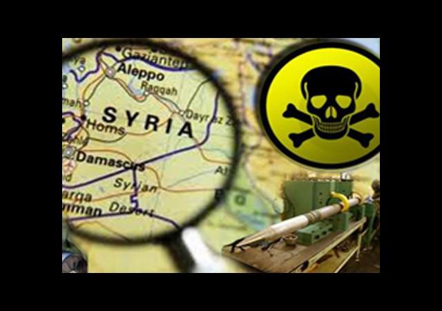 El Kaide Adana'dan Kimyasal İstedi!