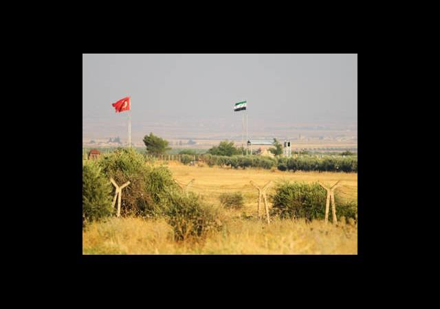 Suriye Sınırında Büyük Hareketlilik